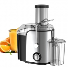 Ideamay Fashion Design 600w 75mm Feeding Mouth Juice Maker Extractor Machine
