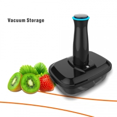 Storage Vacuum Bar for Kitchen