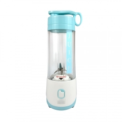 Ideamay High Quality 4000mA 400ml Portable Usb Charge Bottles Joyshaker Travel Blender