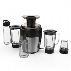 Ideamay Stainless Steel Multi-function 4 in 1 Blender Centrifugal Juicer Extractor