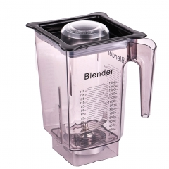 Ideamay Tritan 1.5L Pitcher Jar Replacements for Blendtec Blender Parts With Blade Set